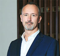 Mr. Jesper Bach Larsen, General Manager of Hilton Da Nang