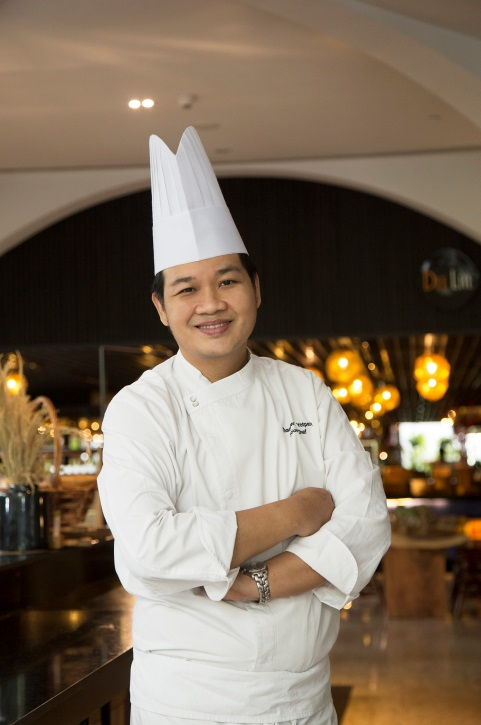 Chef Tommy - Thanawat Yotpan