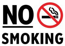 Crack down on smoking at restaurants