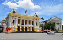 Hanoi Opera House open to tourists