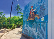 Ly Son has new mural village
