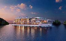 1st boutique Heritage Cruises in Halong Bay