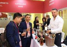 Italian wine on show