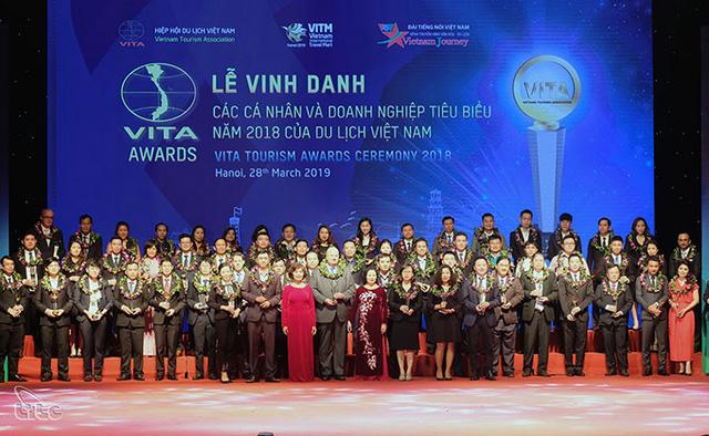 Legacy Yen Tu Resort received honoring award given by Vietnam Tourism Association