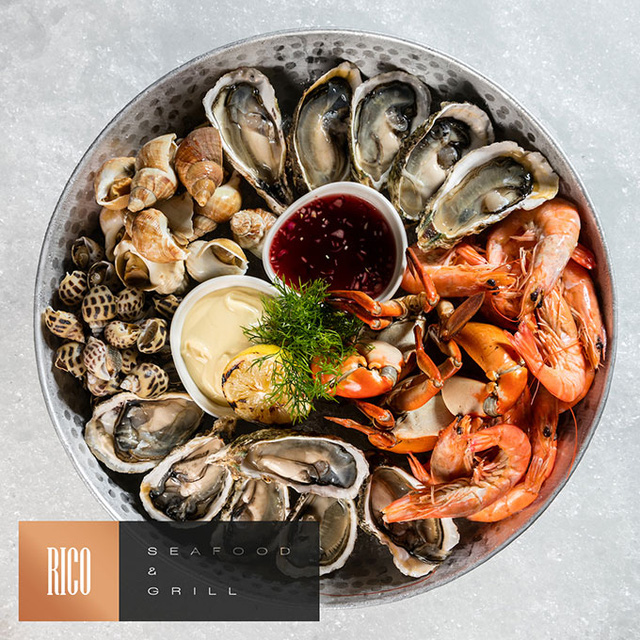 RICO Seafood & Grills opened in Hanoi