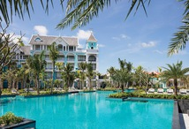 JW Marriott Phu Quoc Emerald Bay Resort and Spa has recently opened its doors to the public