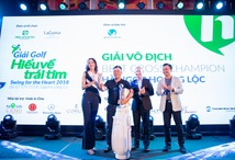 Prestigious golf tournament hosted at Laguna Lăng Cô