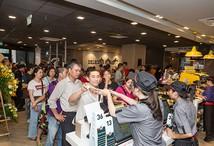McDonald's Vietnam opened its fourth store in Hanoi