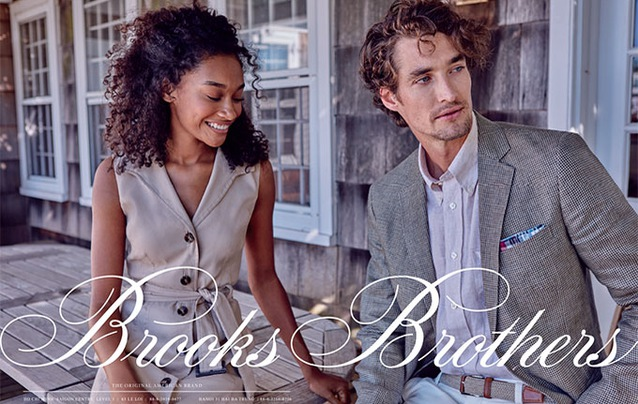 Brooks Brothers - America's oldest clothing brand
