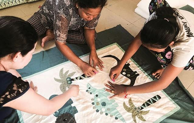 Quilts & community