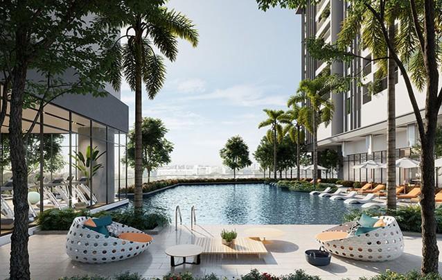 Park Kiara Apartments in Hanoi introduced