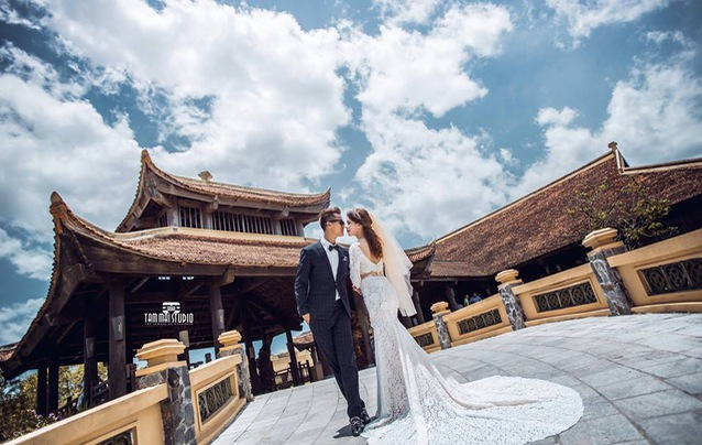 Pre-wedding photography package @ Emeralda Resort Ninh Binh