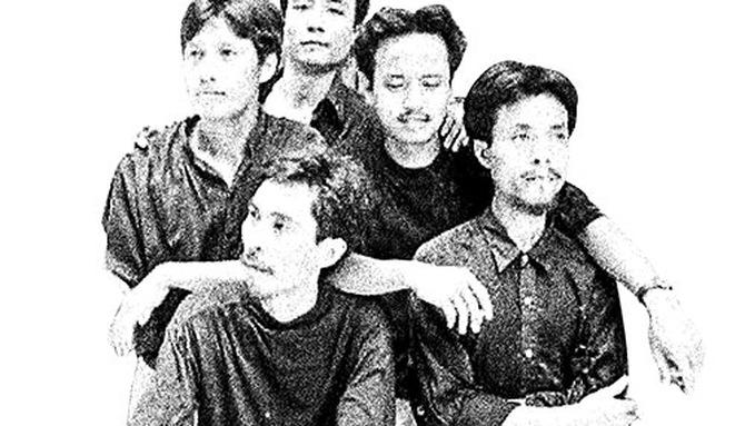 'Gang of Five Chancing Modern'