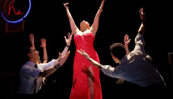 "Opera ""Maria De Buenos Aires"""