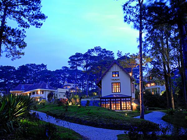 Villas in Da Lat