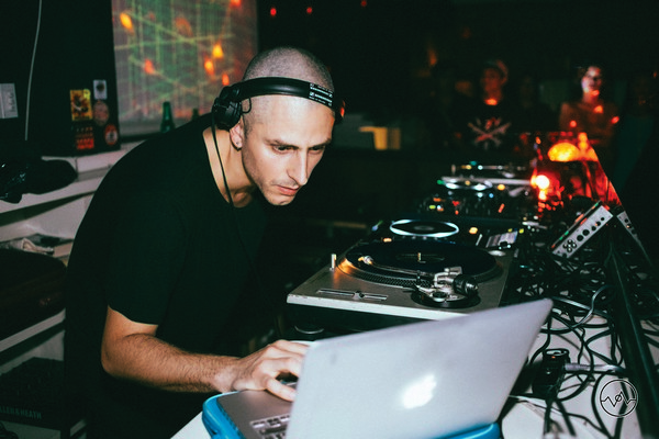 DJ Marco Effe from Italy