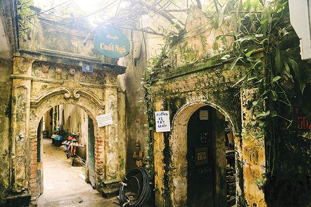 Cuoi Ngo Café. Photo : Bien Nguyen