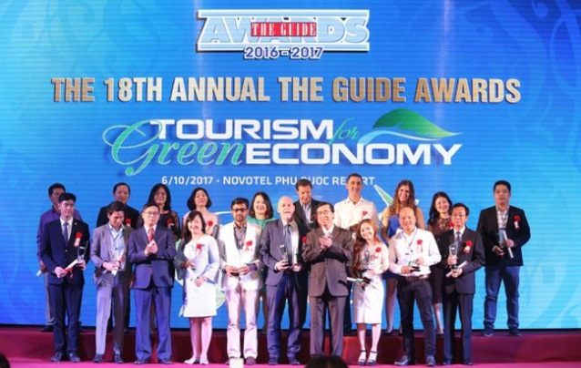 115 hotels & resorts win The Guide Awards