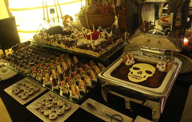 HappyHalloween party at Grand Mercure Danang