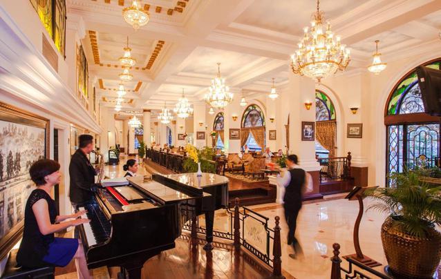 Festive season at Majestic Saigon Hotel