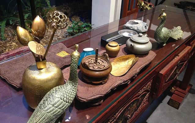 Tea as tradition
