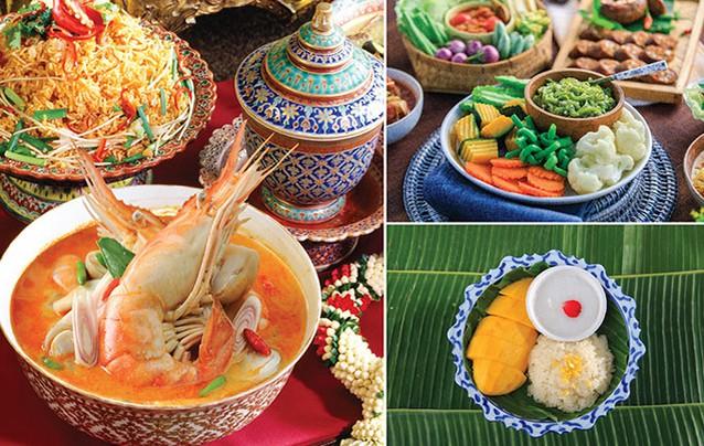 """Taste of Thailand"" at Hanoi Daewoo Hotel"