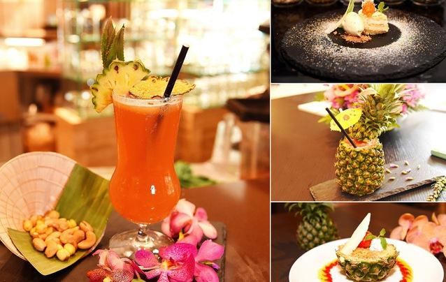 International Pineapple Day celebration at Windsor Plaza Hotel and Sherwood Suites