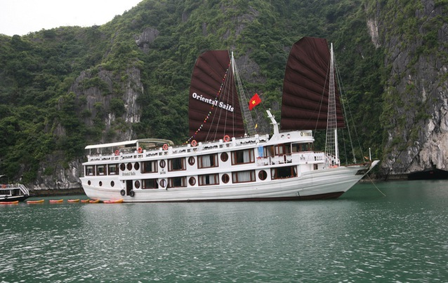 Welcoming spring on Ha Long Bay and Lan Ha Bay with Oriental Sails